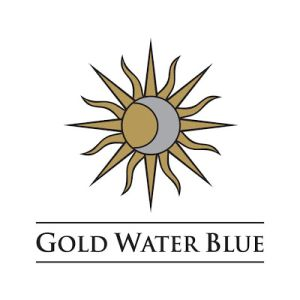 GOLD WATER BLUE